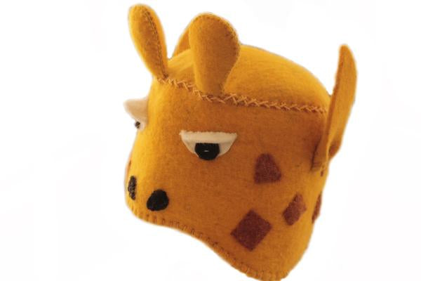 Giraffe Zootie Hat New!!