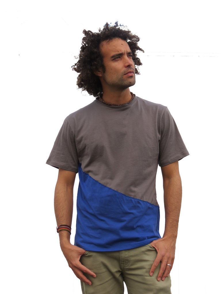 Fishwear Men's Swell Tee by Free Flying Fish. The best Pima Cotton from Peru. Free Wear, Free Flying Fish, Organic Clothing, Fair Trade Clothing, Unique Clothing, Pima Cotton, Surf T-shirt, T-shirt
