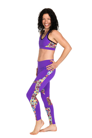 Flywear Kaleidescope Leggings