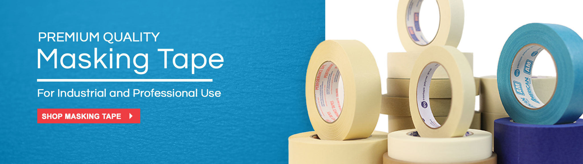 Industrial Tape - Masking Tape