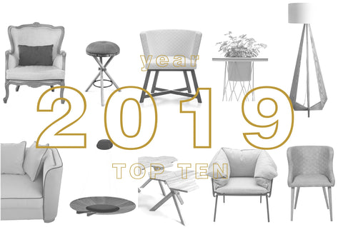 Design Trends \ TOP 10 PRODUCTS OF 2019