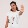 How To Make The Narcissist Runaway Short-Sleeve Woman T-Shirt