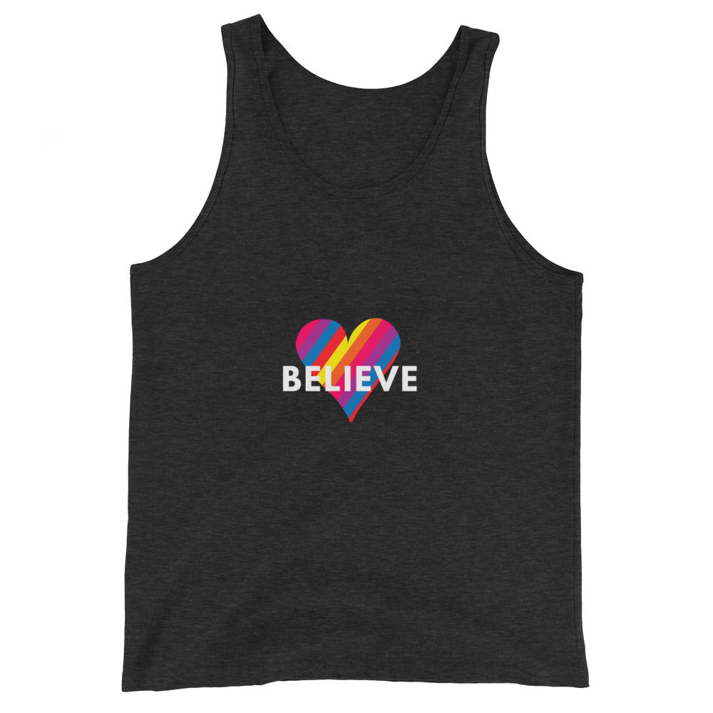 Believe Tank Top