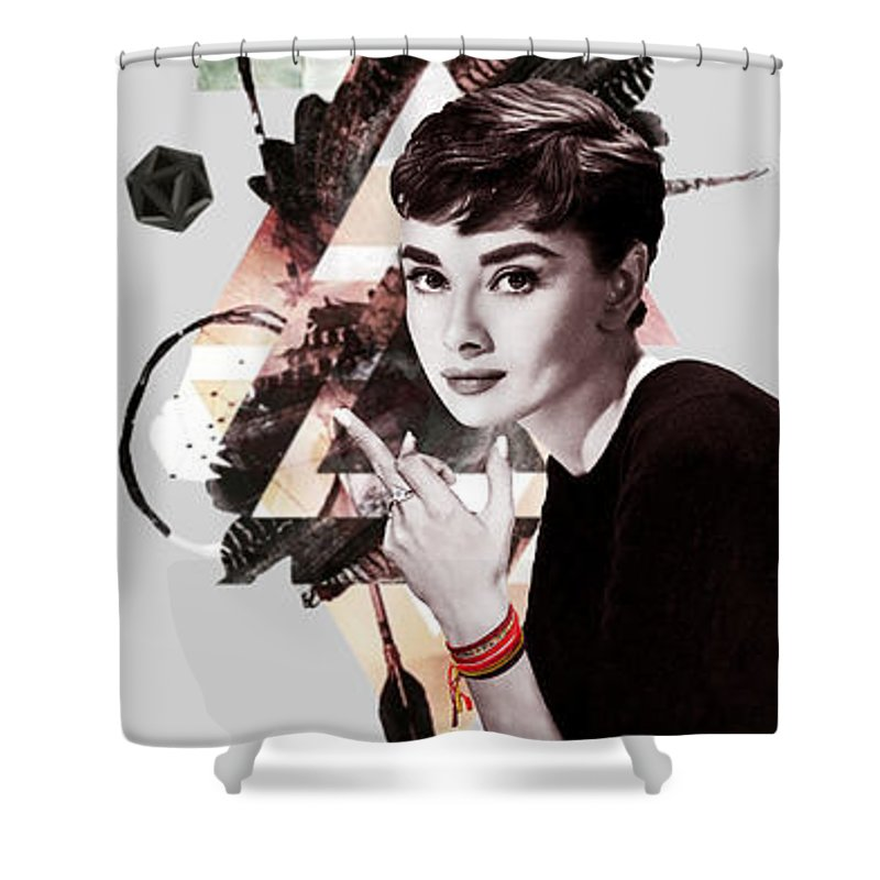 Tribute to Victims of Narcissistic Abuse - Shower Curtain