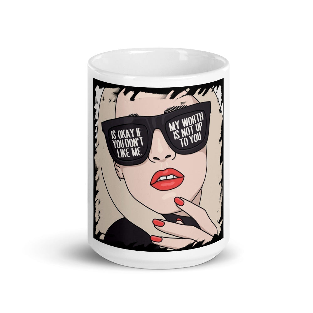 Self-Worth Mug