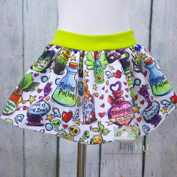 PREORDER Skort (toddler/kid's)