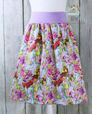 High Waist Skirt (women's)