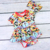 PREORDER Bodysuit Dress (baby/toddler)