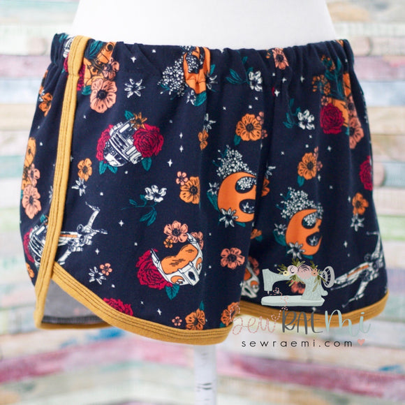 PREORDER Retro Shorts