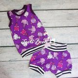 PREORDER Racerback Dress or Tank (baby/kids)