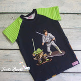 Kid's Raglan Top
