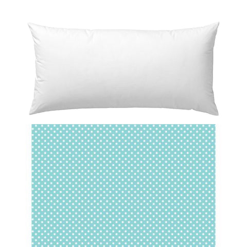 Aruba Dots Cotton Pillow Cover
