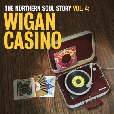 Northern Soul Story, The - Volume 4: Wigan Casino