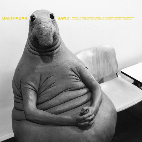 Balthazar - Sand (Limited yellow Vinyl)