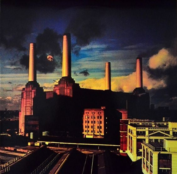 Pink Floyd Animals 2016 Reissue Red House Records