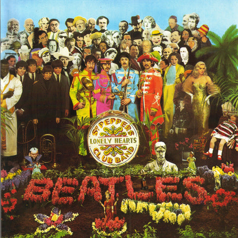 The Beatles - Sgt Pepper`s Lonely Hearts Club Band