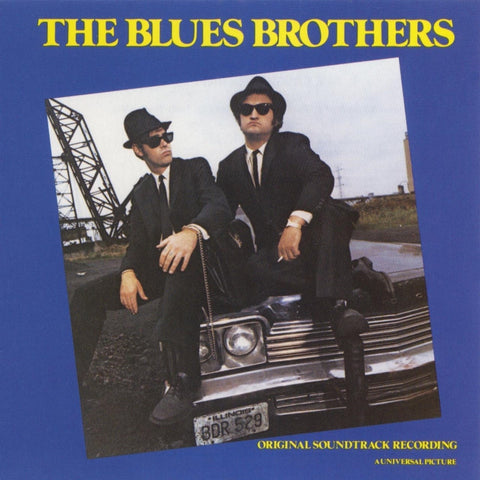 Blues Brothers - OST (NAD2020) Blue Vinyl of course!