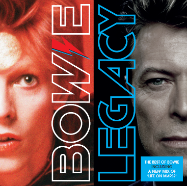 David Bowie - Legacy - The Very Best of David Bowie