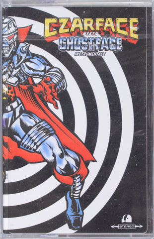 Czarface Meets Ghostface - Instrumentals (Cassette Edition)
