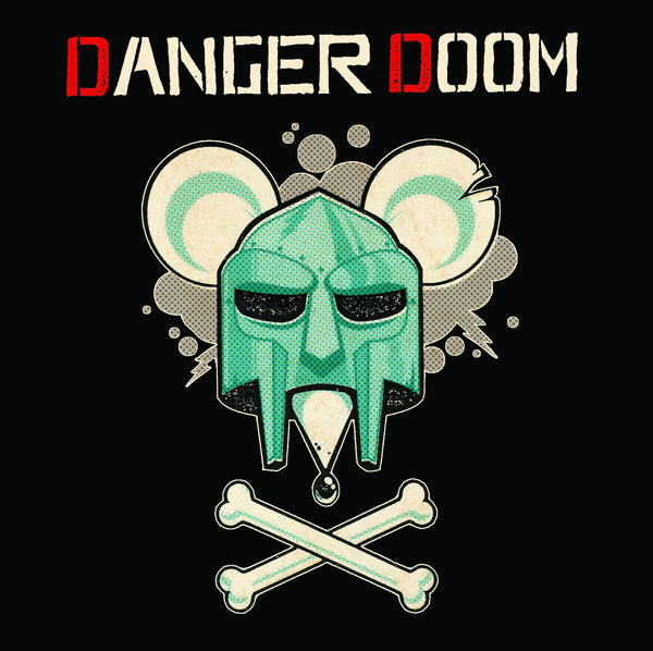 Dangerdoom - The Mouse and The Mask: Official Metalface Version