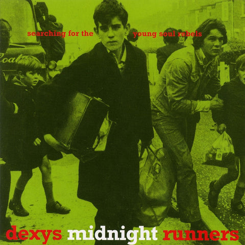 Dexys Midnight Runners - Searching for the Young Soul Rebels (NAD2020) Red Vinyl Edition