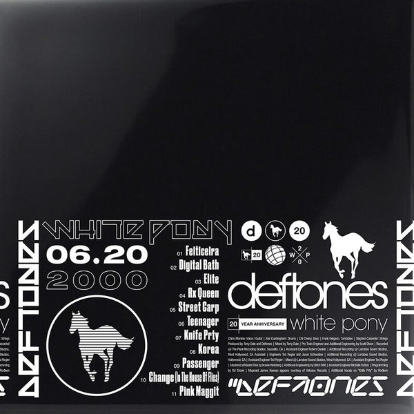 Deftones - White Pony 20th Anniversary Edition