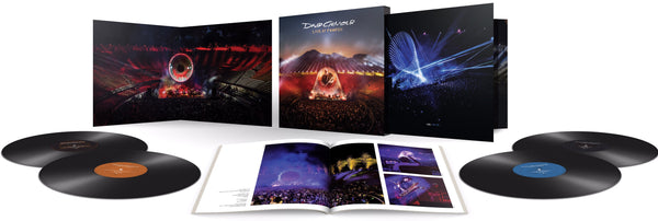 David Gilmour - Live in Pompeii 4 LP set