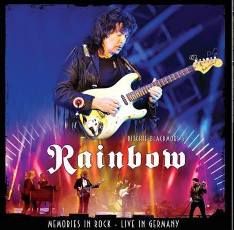 Richie Blackmores Rainbow - Live in Germany 2016