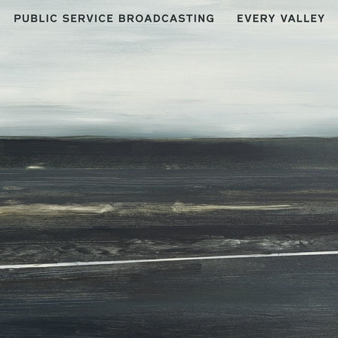 PUBLIC SERVICE BROADCASTING - Every Valley - Ltd Clear Vinyl
