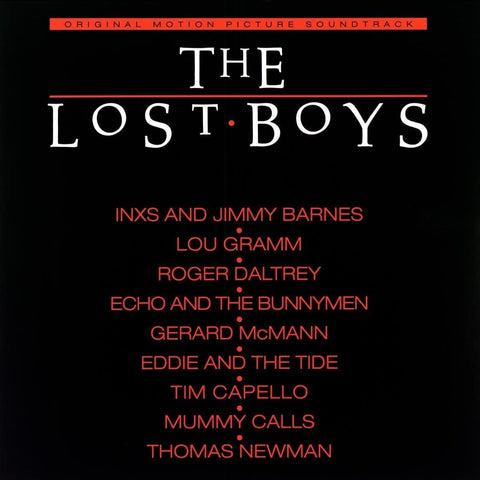 Lost Boys, The - OST (NAD2020) Red Vinyl
