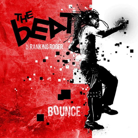 Beat, The: Featuring Ranking Roger - Bounce (Red/White vinyl)