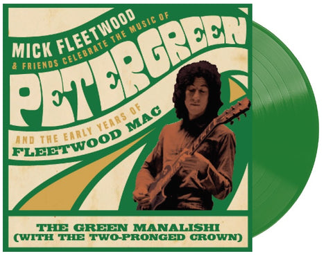 Mick Fleetwood and Friends & Fleetwood Mac - The Green Manalishi (BF2020)