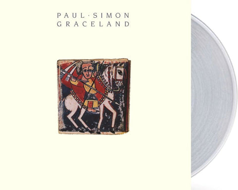 Paul Simon - Graceland (NAD2020) Clear Vinyl Edition