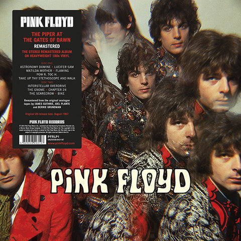 Pink Floyd - Piper at the Gates of Dawn 2016 Reissue