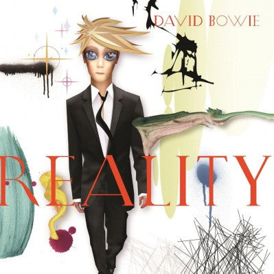 David Bowie - Reality 180g LP
