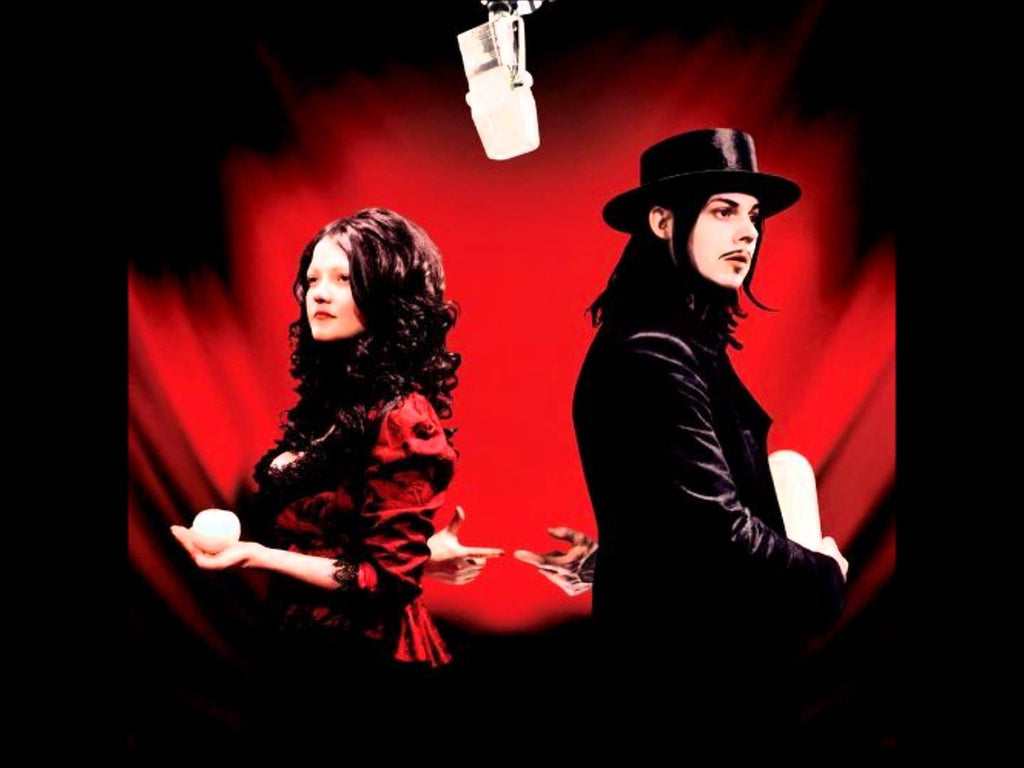 White Stripes - Get Behind me Satan