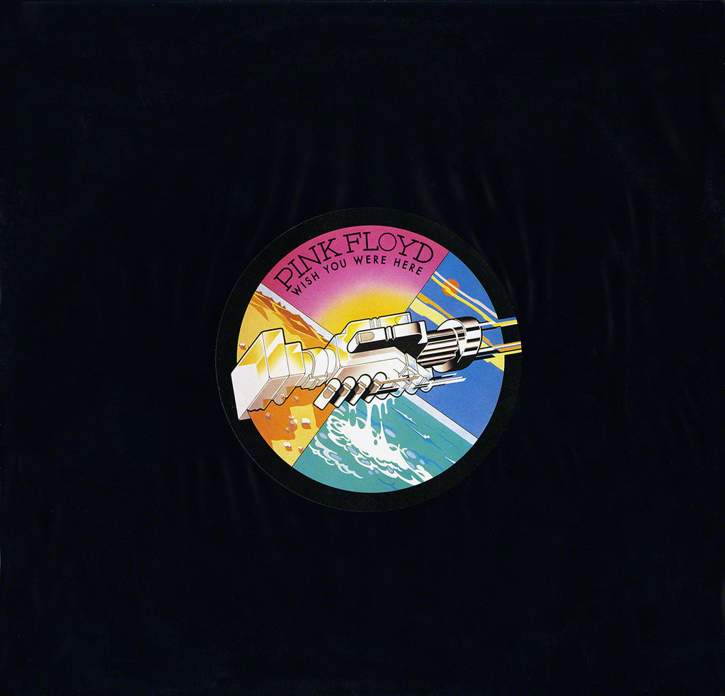 Pink Floyd Wish You Were Here 2016 Reissue Red House