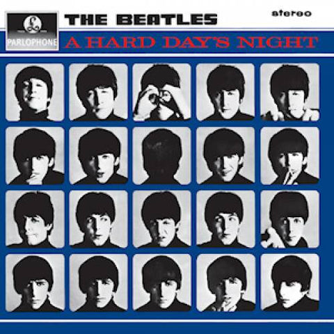 The Beatles - A Hard Day`s Night
