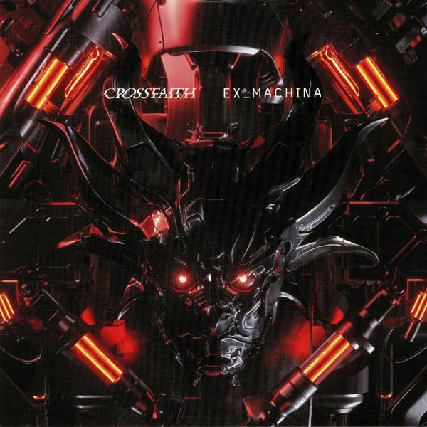 Crossfaith - EX_MACHINA (Coloured Vinyl)