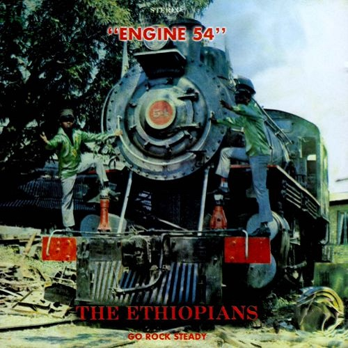 The Ethiopians - Engine 54 (Orange Vinyl)