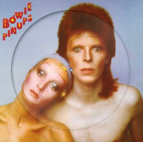 David Bowie - Pinups (Picture Disc) LP