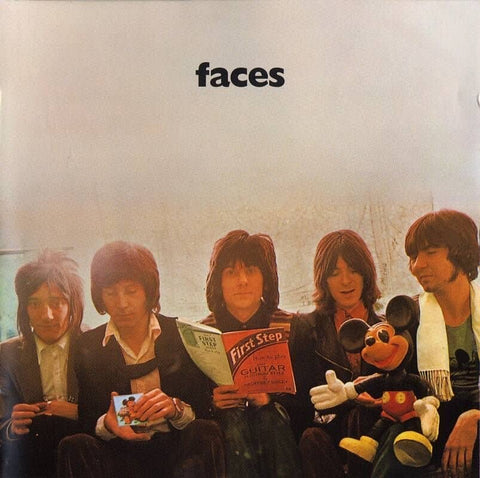 Faces -  First Step (Orange Vinyl Edition
