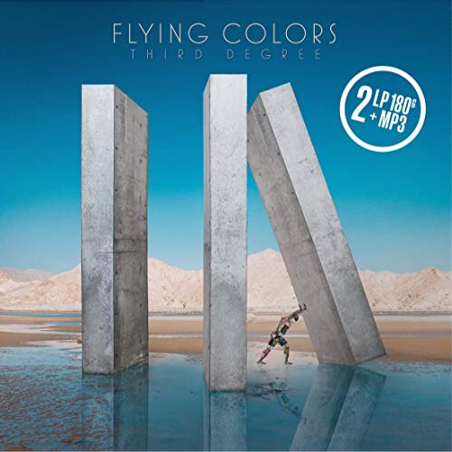 Flying Colours - Third Degree (Blue Vinyl Edition)