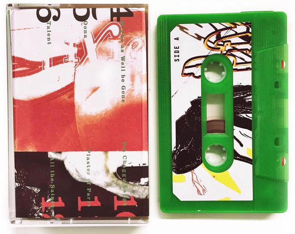 Pixies - Head Carrier (Cassette)