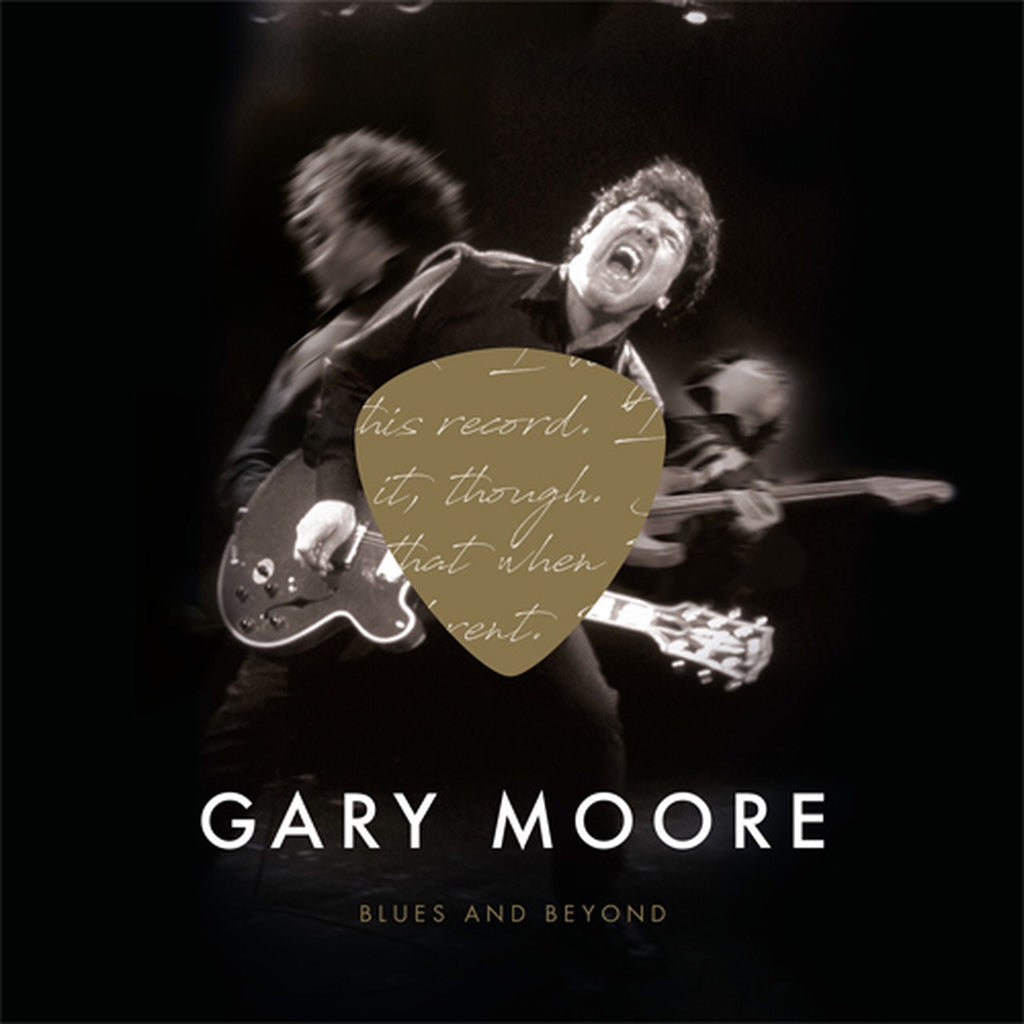 Gary Moore - Blues And Beyond 4LP Set