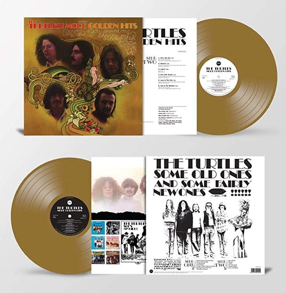 Turtles - More Golden Hits (Gold Vinyl)