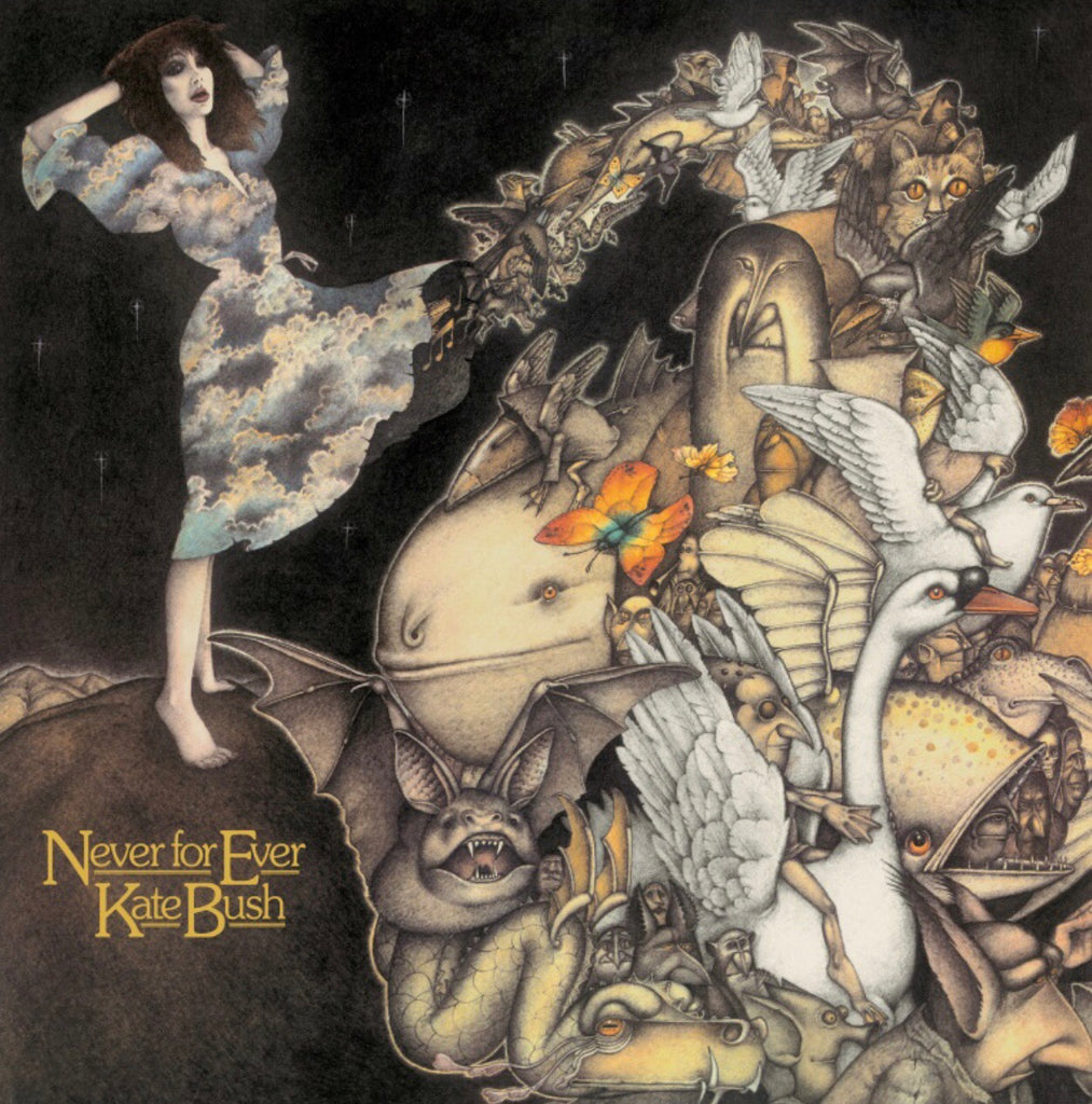 Kate Bush - Never for Ever (2018 Remaster)