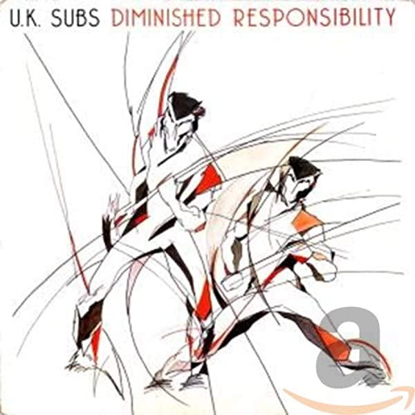 "UK Subs - Diminished Responsibility (Double 10"" Edition)"