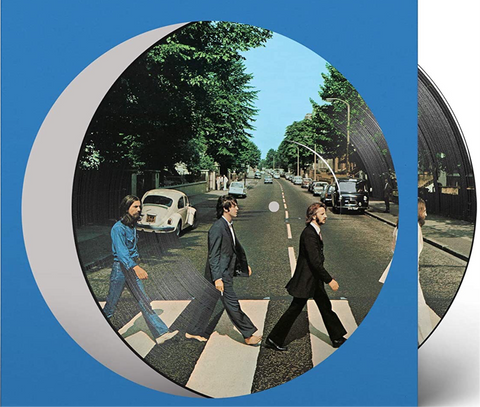 The Beatles - Abbey Road (Limited Picture Disc Edition)