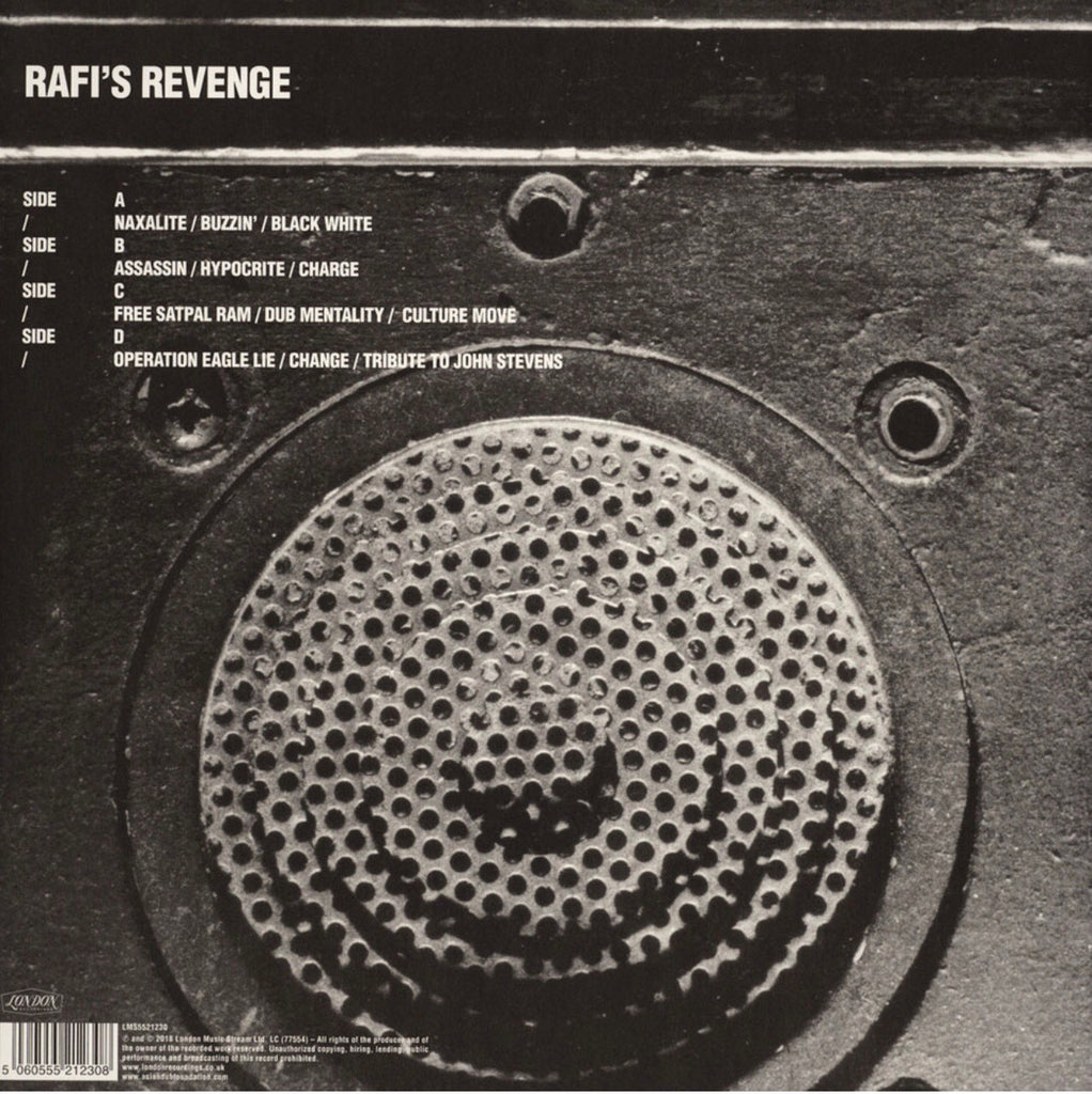 Asian Dub Foundation - Rufis Revenge - 21st Anniversary Edition